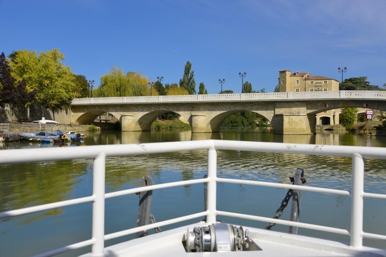 Pont Barlet et Moulin